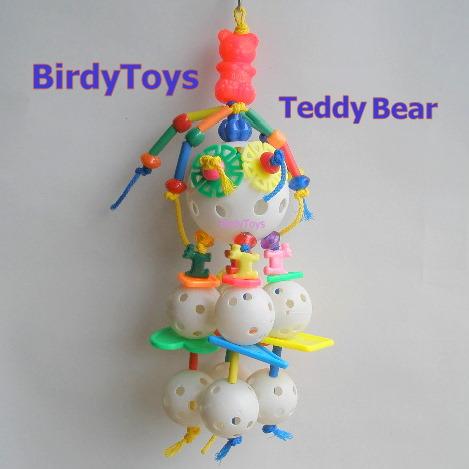 バードトイ★Teddy'sTower