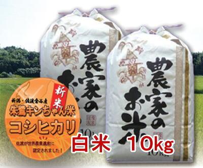 トキのキンちゃん米 10kg
