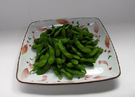 新潟産 黒崎茶豆
