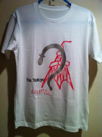 しょうさいはこちらへ<br>MUFASのさとうさんがかいた絵がのってます<br>http://mufas.tumblr.com/post/5352251991/tweet-via-tokyo