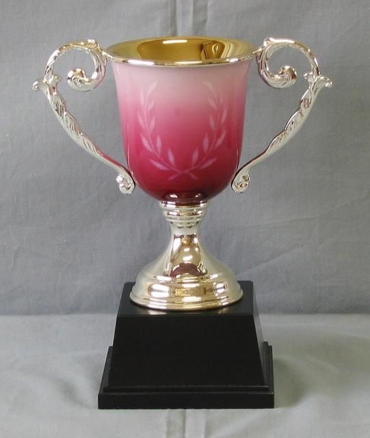 七宝焼の艶と透明感。新しい形のカップです。