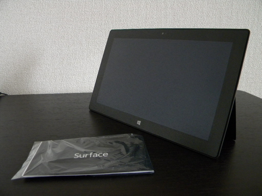 Surface Windows RT 32GB Office《中古》