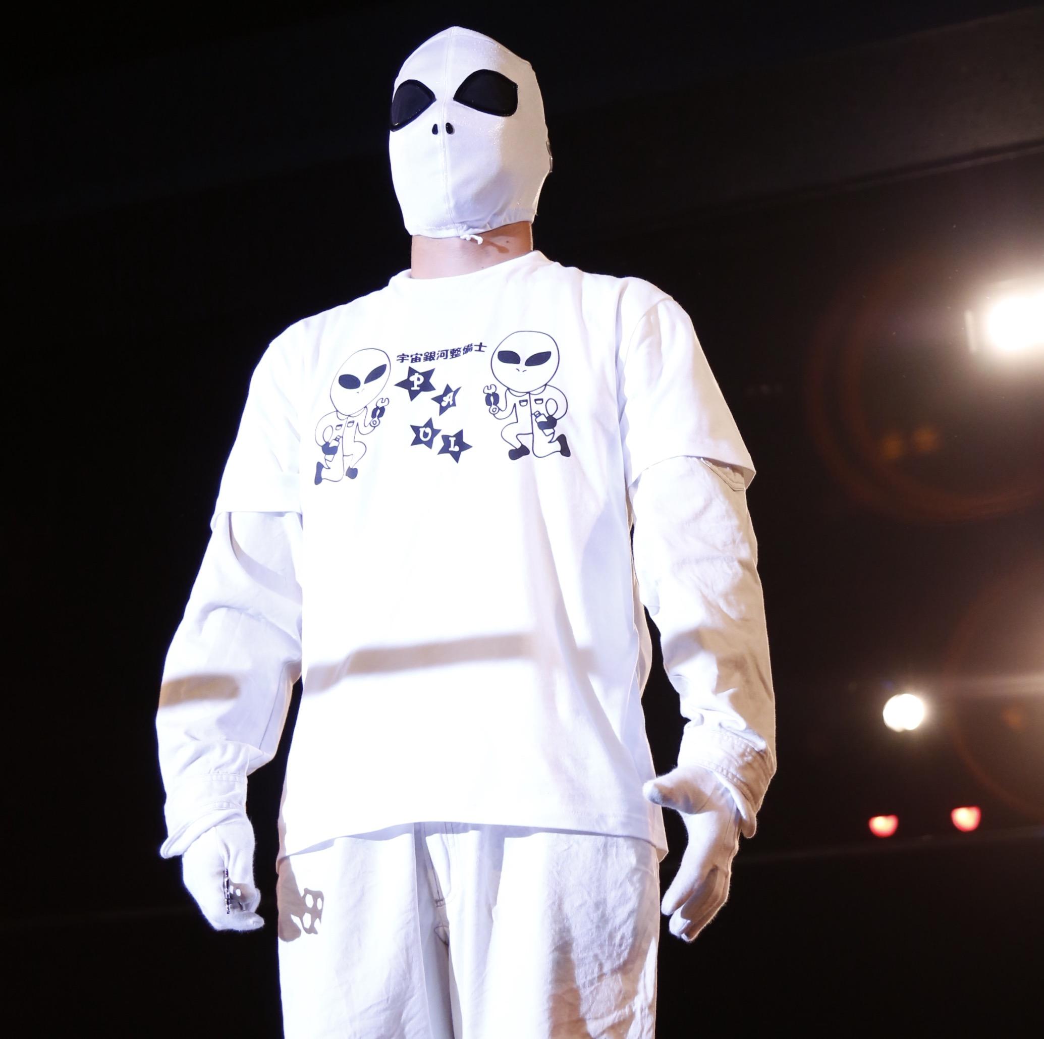 宇宙銀河整備士ポールのTシャツが新発売!!