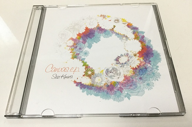 Canvas e.p.CD