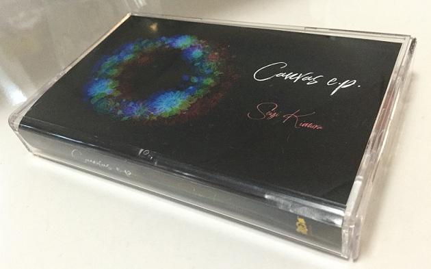 Cavas e.p.カセットテープ