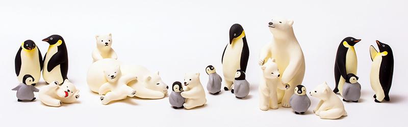 白くまペンギン堂