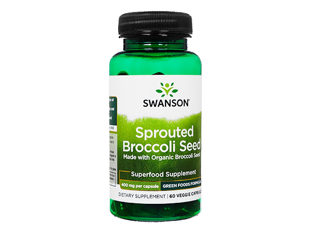 "<div>◆製造:Swanson Health Products (USA)</div><div>◆メモ:サプリメント</div><div>    USDAオーガニック認定のスワンソン野菜系シリーズのサプリメントです。</div><div>    植物性由来のベジカプセルを使用しています。</div><div>    ブロッコリースプラウトは、普通のブロッコリーよりもスルフォラファンが100倍以上含まれていると言われています。<br></div><div>◆入り数:<span style=""display: inline !important; float: none; background-color: transparent; color: rgb(0, 0, 0); font-family: Arial,Verdana; font-size: 13.33px; font-style: normal; font-variant: normal; font-weight: 400; letter-spacing: normal; orphans: 2; text-align: left; text-decoration: none; text-indent: 0px; text-transform: none; -webkit-text-stroke-width: 0px; white-space: normal; word-spacing: 0px;"">1本60ベジカプセル入り</span></div><div><br></div><div>スプラウトブロッコリーシード(SproutedBroccoliSeed)</div>"