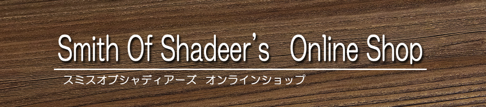 Smith Of Shadeer's Online Shop   【 SOSOS】