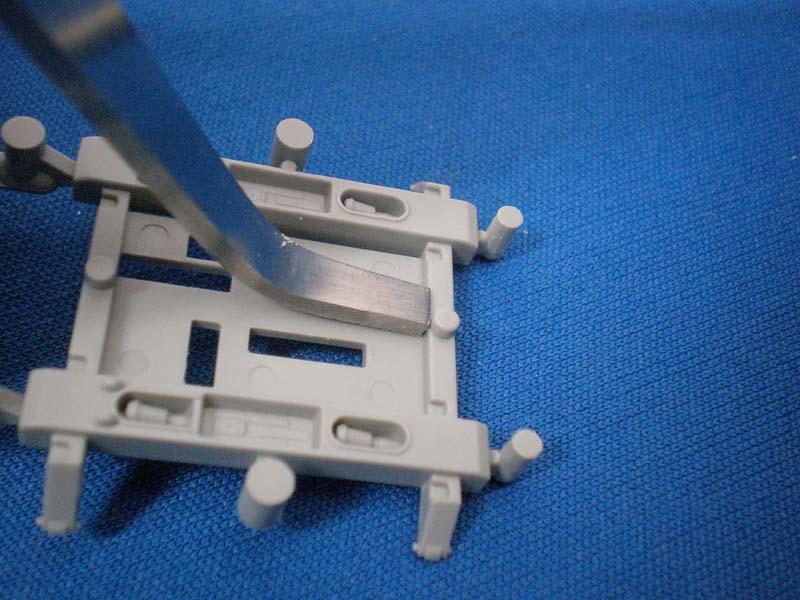 枠中の底面もピンポイント的に切削可能