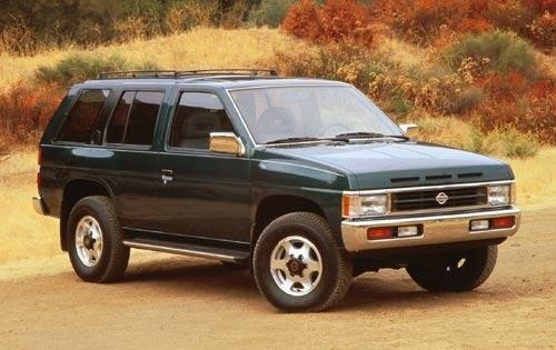 1987-1995 パスファインダー テラノD21