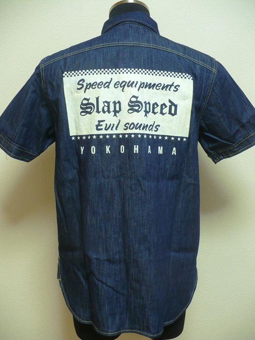 【SLAP SPEED】GARAGE WORK SHIRT