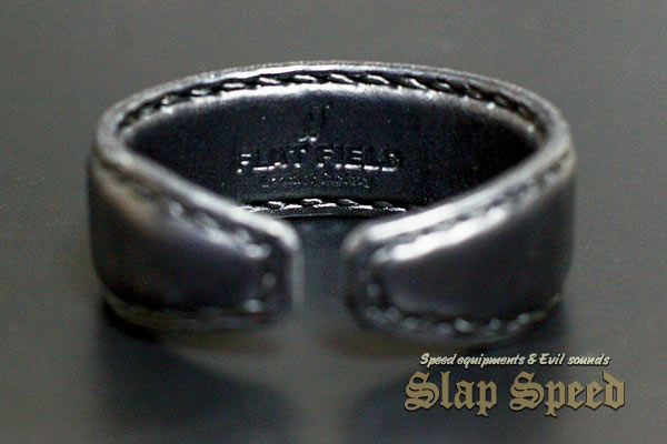 【FLAT FIELD】 BANGLE Inside Logo