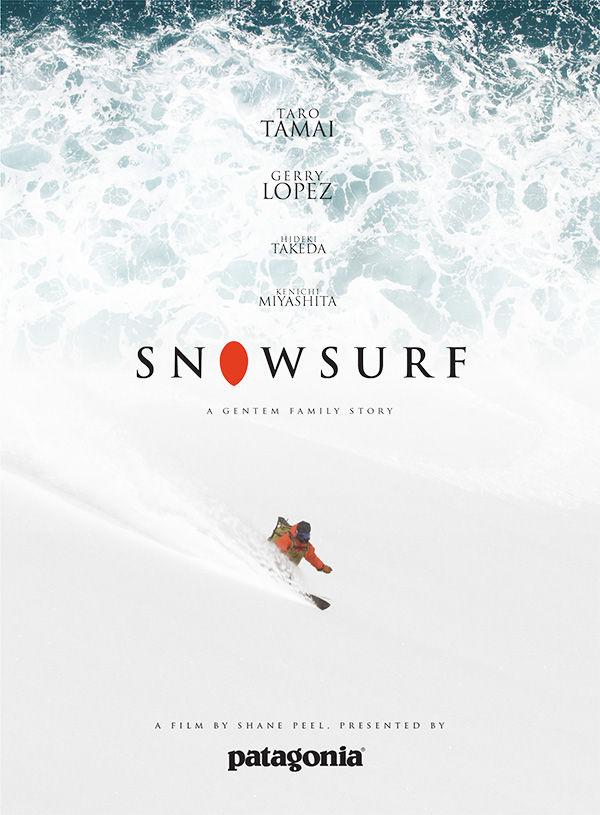 SNOWSURF A GENTEM FAMILY STORY