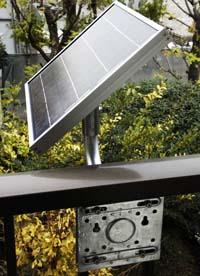 ソーラーパネル架台