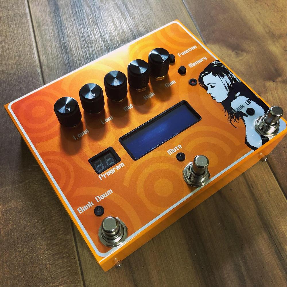 デザイン例 オレンジ