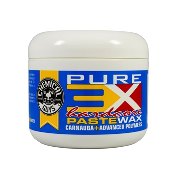 XXX hardcore CARNABAUBA PASTE WAX 8oz