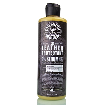 LEATHER PROTECTANT SERUM 16oz