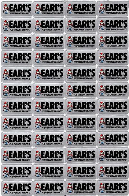 アールズ EARL'S ステッカー B5 N032