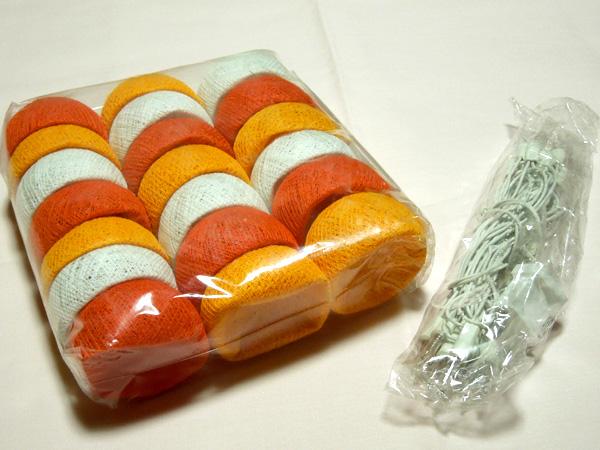 デコライト(オレンジ)