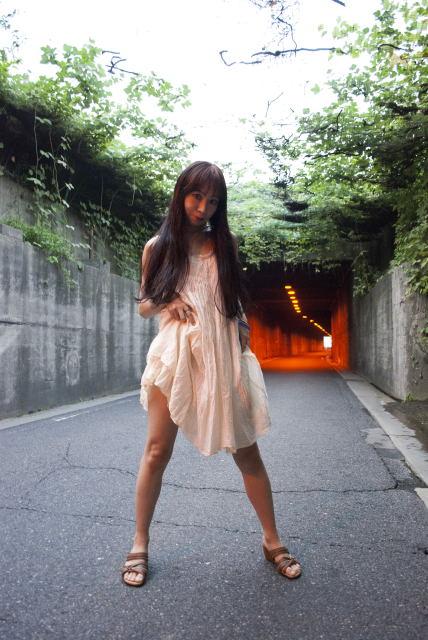 「時間の隧道」