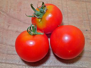 ほど良い大きさで食べやすいトマトです。