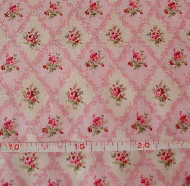 Y-31 シャーティング110cm幅<br /> C1濃ピンク色 綿100%<br />  1m ¥1000 (税込¥1050)