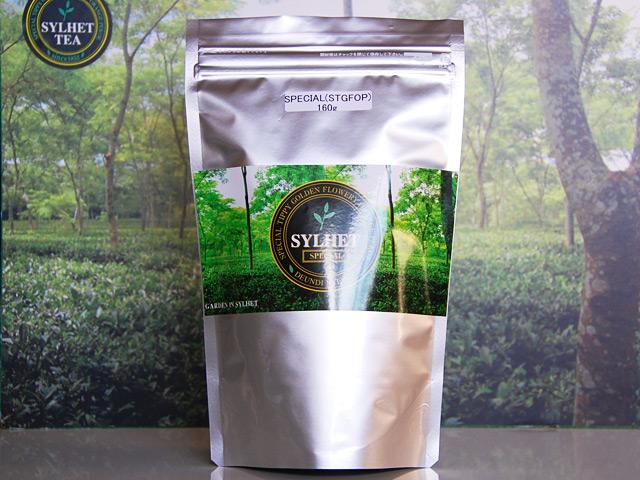 シレット・ティーの最高級茶葉「スペシャル」のおトク用サイズです。