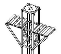 ナガラ電子のタワー