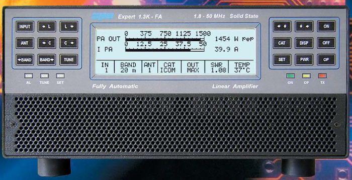 アマチュア無線を楽しむためのリニアアンプ
