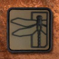 <b>メーカー:HALEY STRATEGIC<br><br>サイズ:25mmx25mm</b>