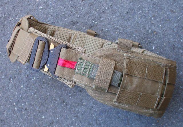 PV 2inch Tactical Base Belt x Brokos Battle Belt