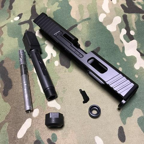 <b>メーカー:GunsModify</b><div><b><br></b></div><div>東京マルイ グロック19用</div>