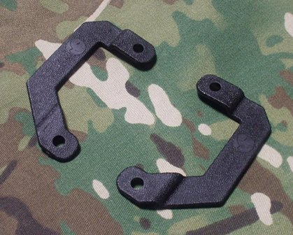 <b>メーカー:Raven Concealment Systems<br><br>RAVEN社ファントムホルスター専用のアタッチメント。<br>ファントムホルスターに付属のベルトループと交換するとより体にフィットするホルスターになります。</b>