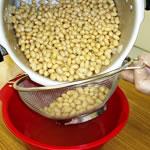 大豆は北海道産とよまさり