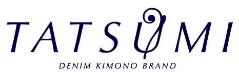 DENIMU KIMONO BRAND   TATSUMI