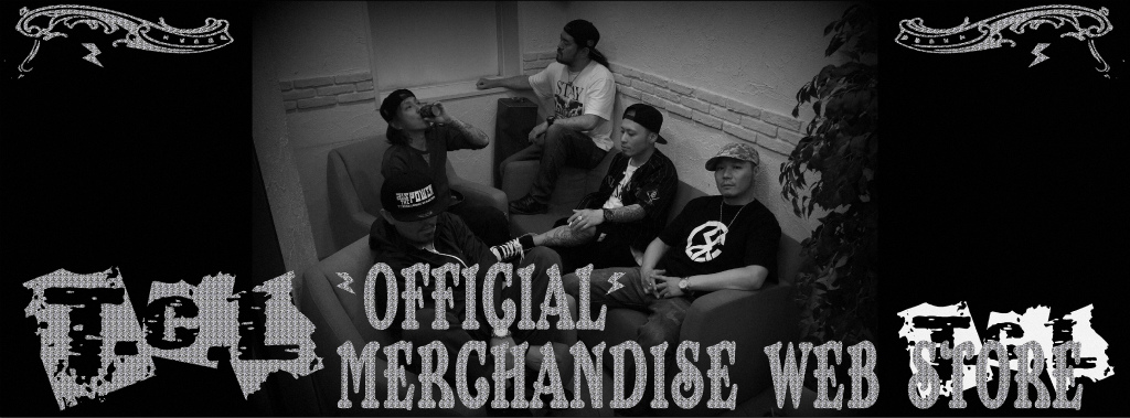 T.C.L Official Merchandise Web Store