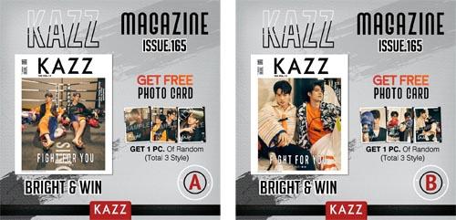 KAZZ vol.165 BRIGHT-WIN