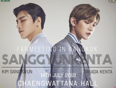 2018 SANGGYUN KENTA FANMEETING IN BANGKOK