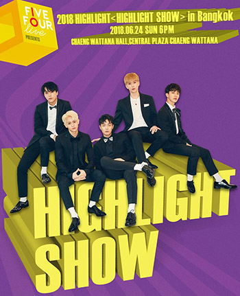 2018 HIGHLIGHT <HIGHLIGHT SHOW> in Bangkok