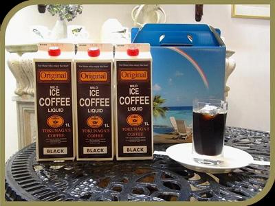 Lセット 直火焼アイスコーヒーリキッド