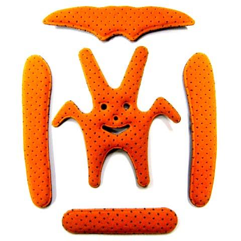 TETEスプラッシュハート用インナーパッド一式です。<br>前、後、両サイド、天井の5点セット。<br>洗濯方法:手洗い