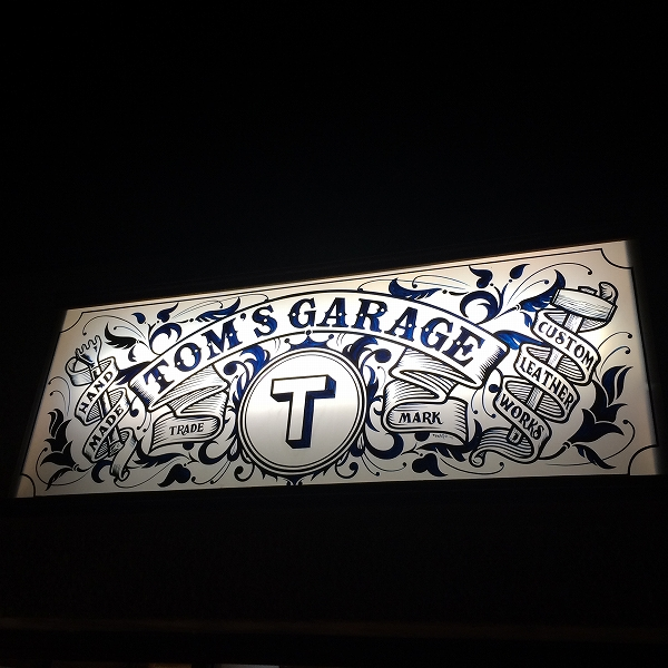 TOM'S-GARAGE