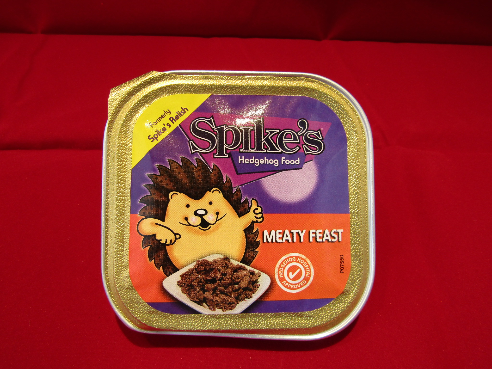 Spike's Meaty Feast