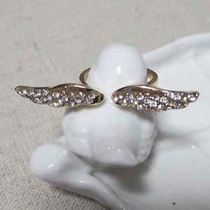 きらきら可愛らしい指輪