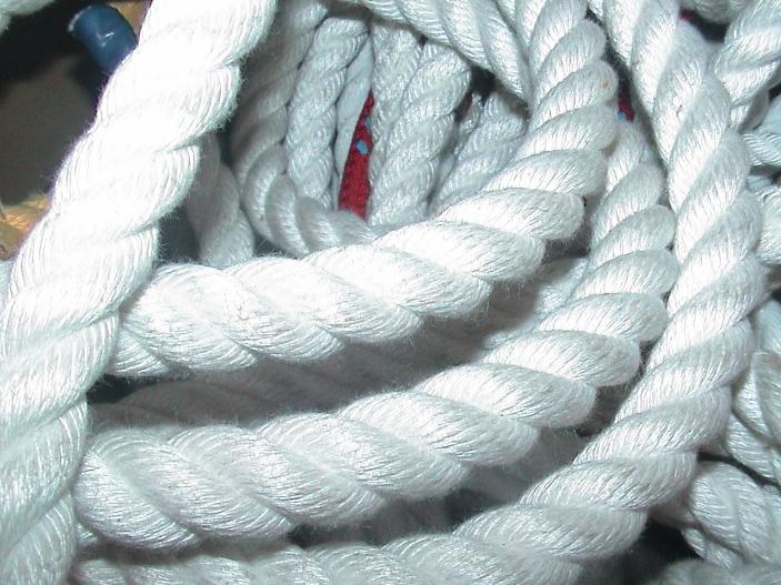 """<b>オリンピックのアスリート達も取り入れているという『ロープトレーニング』<br><br>小・中学校の体育館に必ずあった『ロープのぼり』も、バランス感覚や握力、腕力などの鍛錬に効果的なのです。<br><br>ロープを上って、<font color=""""#ff9900"""">ターザン</font>気分をぜひどうぞ!<br><br>ロープ専門店ならではの信頼を激安価格でお届けします。<br>麻は馴染むまで毛羽立ちますが、摩擦熱が出にくいようで、スルスルと滑り降りる時にも安全ですが、野外では傷みが激しいようです。<br><br>野外に設置する場合はビニロンロープがお勧めです。<br>ご相談下さい!<br>詳しくはこちら→<a href=""""http://umeshima-rope.co.jp/tarza.html"""">専用ページ(文字をクリックしてください)</a><br></b><br>受注生産となります。<a href=""""http://umeshimashizuoka.blog.fc2.com/blog-entry-317.html"""">こちらも→参考にどうぞ!</a><br><br>価格は税別・送料別です。<br>(補強用のシンブル・リング付き・加工代含む。シンブル等が必要の無い場合は差し引きとなります)<br><br>"""