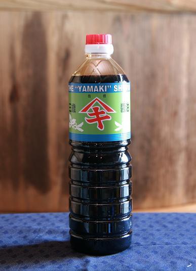 瀬戸内海のお魚を美味しく食べられる甘口の刺身醤油です。<br />三年熟成させ、昔ながらの製法で作ったお醤油です。