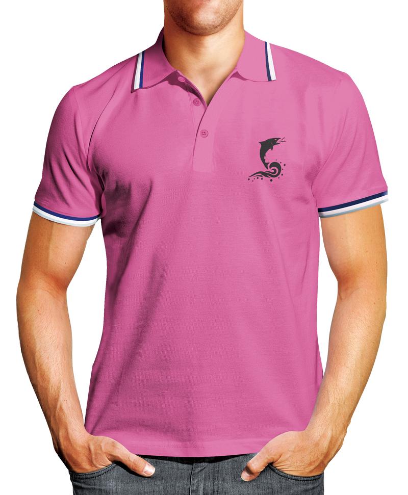 パッと明るい上品なピンク色