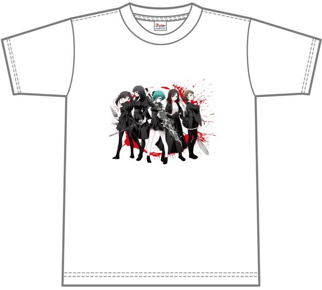 作品イメージ(白Tシャツ)