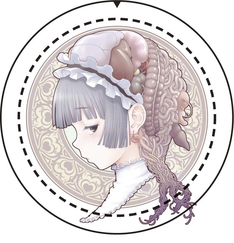 作品イメージ(缶バッジ)