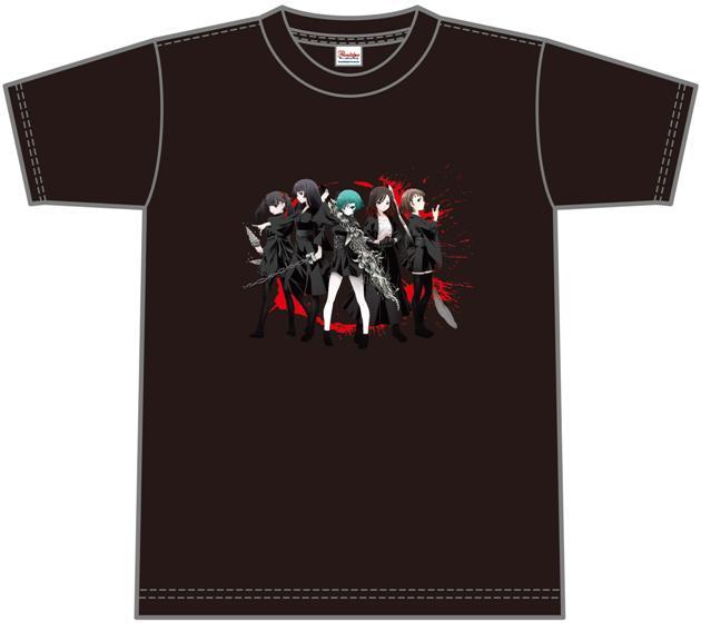 作品イメージ(黒Tシャツ)